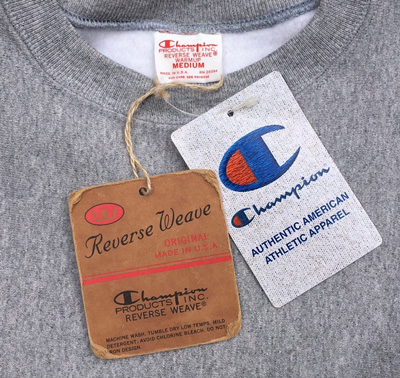 Champion C5-U101 RW CREW NECK SWEATSHIRT アメリカ製パーカー