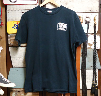 USED 企業物 Tシャツ TORYS