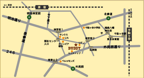 BUDDY-MAP